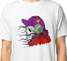 Day of the Dead Skull Design Classic T-Shirt
