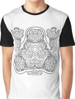 Indian paisley ornament Graphic T-Shirt