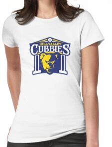 Hill Valley Cubbies - Colour Womens Fitted T-Shirt