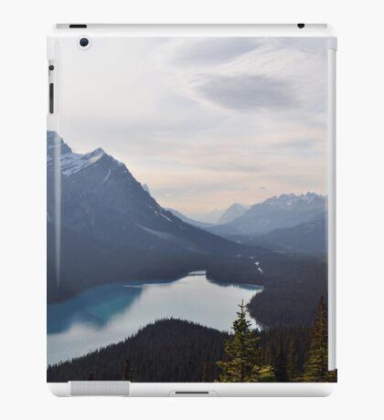 Scenic Mountains iPad Case/Skin