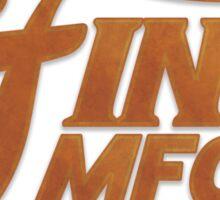 Fink MFG Sticker