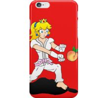 Momodoken (Peach Motion Fist) iPhone Case/Skin