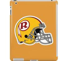 the redskins iPad Case/Skin