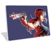 Red Revy Laptop Skin