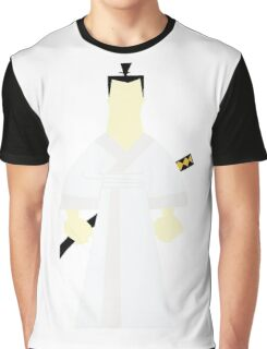Samurai Jack vector Graphic T-Shirt