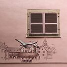 Mural and Window by Yair Karelic