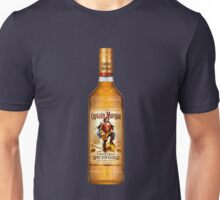 Captain Morgan Original Spiced Gold Bottle Tshirt Unisex T-Shirt