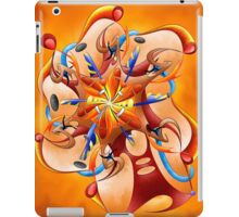 Kaloderoni V2 - unique artwork iPad Case/Skin