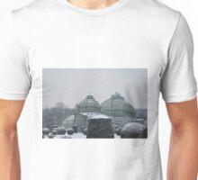 Austria in winter Unisex T-Shirt