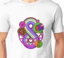 DejaLulu Love Mandala Unisex T-Shirt