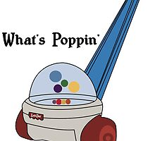 What's Poppin'  by Charles  Perry
