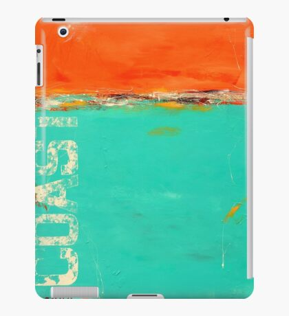 """Fragile Coast"" iPad Case/Skin"