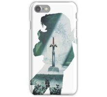 Master Sword Hero iPhone Case/Skin