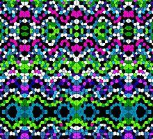 Aztec Mosaic Texture by Medusa81