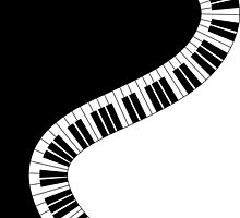 Piano by BuzzEdition