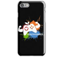 Healthy Gamer 1st Edition iPhone Case/Skin