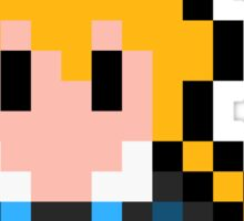 Pixel Gunvolt Sticker