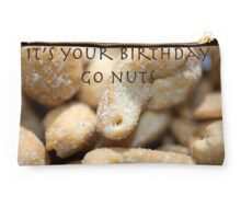 Go nuts Studio Pouch