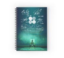 WINGS - Min Yoongi Spiral Notebook