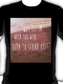 Being Different T-Shirt