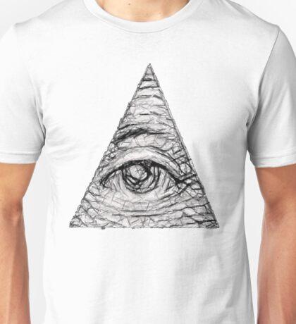 LIZARD EYE Unisex T-Shirt