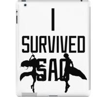 I Survived SAO iPad Case/Skin