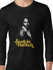 JACKIE BROWN -QUENTIN TARANTINO- Long Sleeve T-Shirt