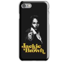 JACKIE BROWN -QUENTIN TARANTINO- iPhone Case/Skin
