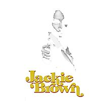 JACKIE BROWN -QUENTIN TARANTINO- Photographic Print