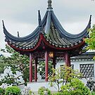 Chinese Pagoda by AnnDixon