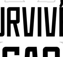 I Survived SAO V2 Sticker