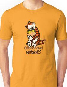 Calvin&Hobbes funny T-shirt Unisex T-Shirt
