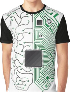 Neuromorphic Computing Graphic T-Shirt