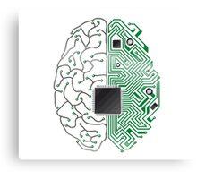 Neuromorphic Computing Canvas Print