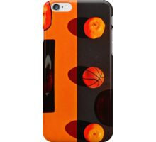 Still life with citrus fruits iPhone Case/Skin
