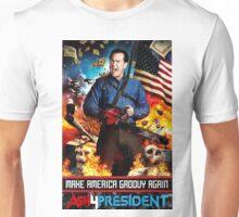 ash for president  Unisex T-Shirt