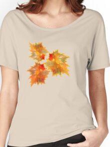 Autumn Love Women's Relaxed Fit T-Shirt