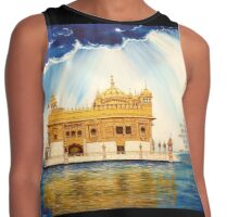 Golden Temple in Punjab, India Contrast Tank