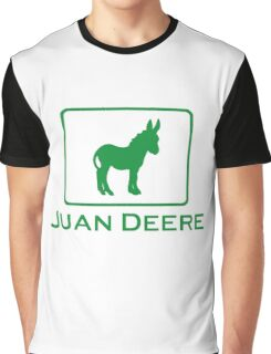 Juan Deere Graphic T-Shirt