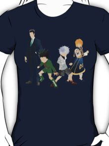Hunter x Hunter Protagonists T-Shirt