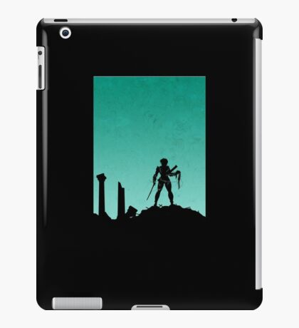 Metal gear rising Raiden Case iPad Case/Skin