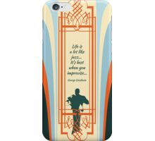 Jazzy iPhone Case/Skin
