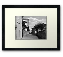 Gensac  France Framed Print