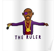 THE RULER Poster