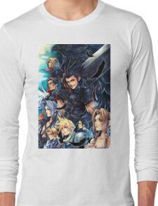 Zack Team Long Sleeve T-Shirt
