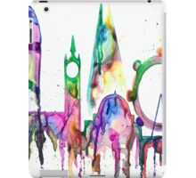 London Ink iPad Case/Skin