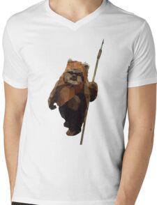 Ewok Mens V-Neck T-Shirt