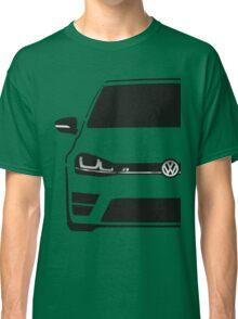 VW MK7 R Black Classic T-Shirt