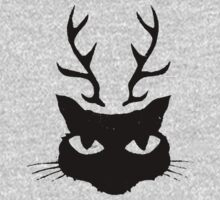 deer cat Kids Clothes
