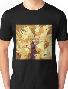 Cloud & Chocobo Unisex T-Shirt